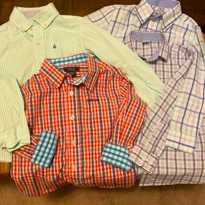 1 bundle of long sleeve shirts in great condition